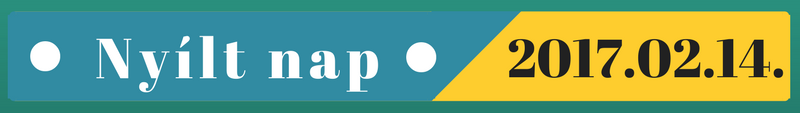 Nyílt nap 2017 banner